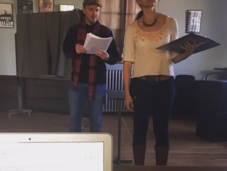 Reconstructing History: Emily Griffith in Rehearsal